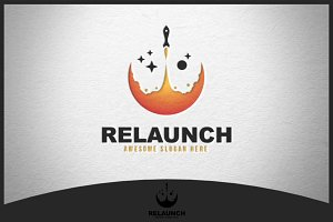 Relaunch Logo