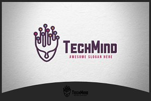 TechMind Logo
