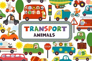 transport with animal