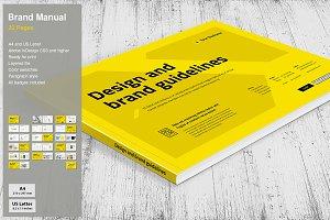 Brand Manual Vol. 4
