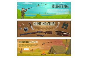 Hunting sport equipment