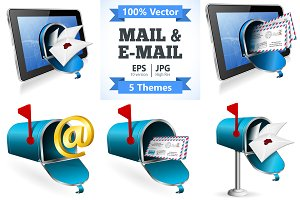 E-Mail and Mail Themes