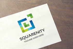 Squarenity Logo