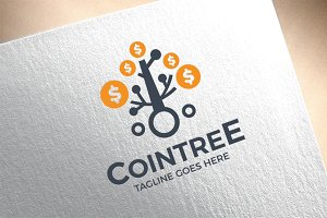 Coin Tree Logo