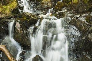 Alaska Landscape Scenery