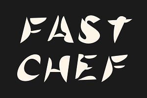 Fast Chef — Experimental letters