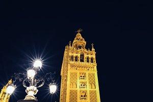 La Giralda Tower, Seville