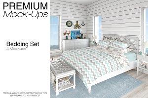 Bedding Set - Coastal Style