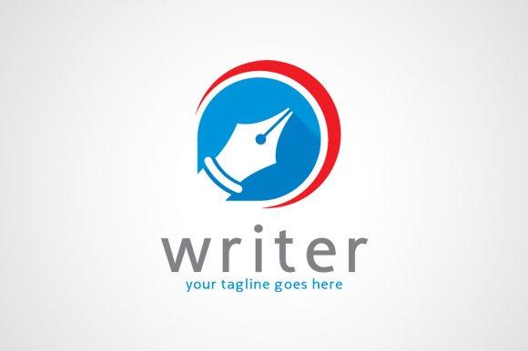 Pen Logo Design