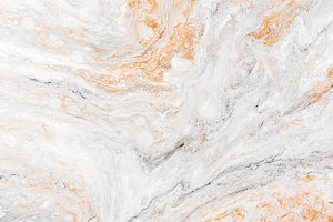 Hand-painted marble texure