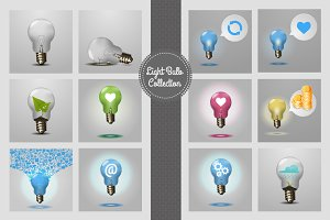 Big Light bulb collection