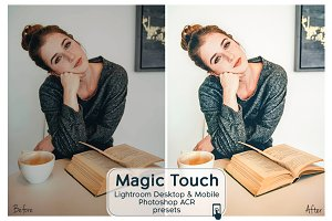 Magic Touch Lightroom Presets