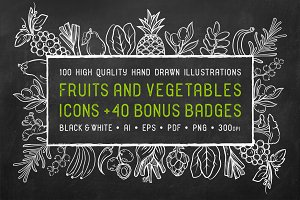 30% OFF Fruits & Vegetables + Badges
