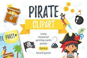 Ahoy! Pirates!
