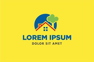 Home / Real Estate Logo Icon