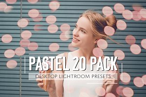 Lightroom Preset Pack Pastels