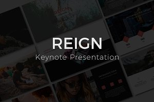 Reign Keynote Template