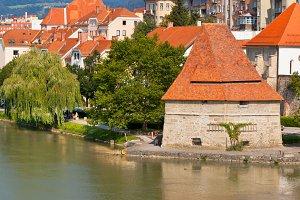 Maribor city view, Slovenia