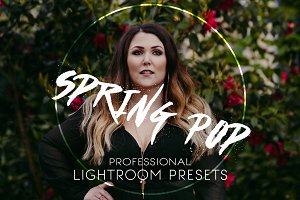 Lightroom Preset | Spring Pop