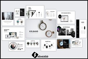 Kalbano Powerpoint Template