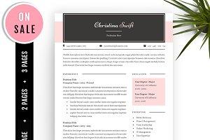 Creative Resume Template