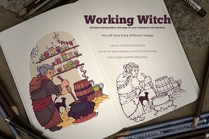Working Witch