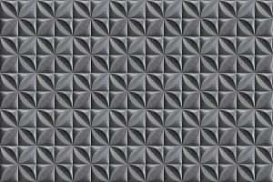 3D decorative panel seamless texture