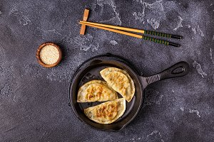 dumpling snack