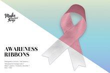 Awareness Ribbons mockup