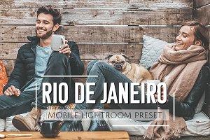 Mobile Lightroom Preset Rio