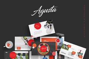 Agusta - Powerpoint Template