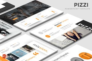 Pizzi - Powerpoint Template