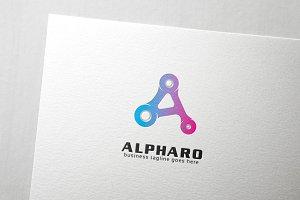 Aurora Letter A Logo