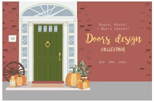 Doors design collection