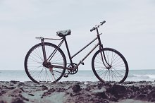 Vintage bicycle by  in Transportation