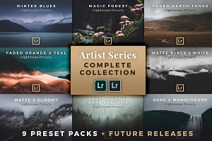 Fine Art Lightroom Presets - Bundle