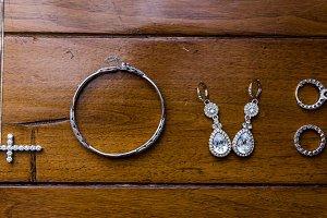 Love Spelled in Wedding Jewelry