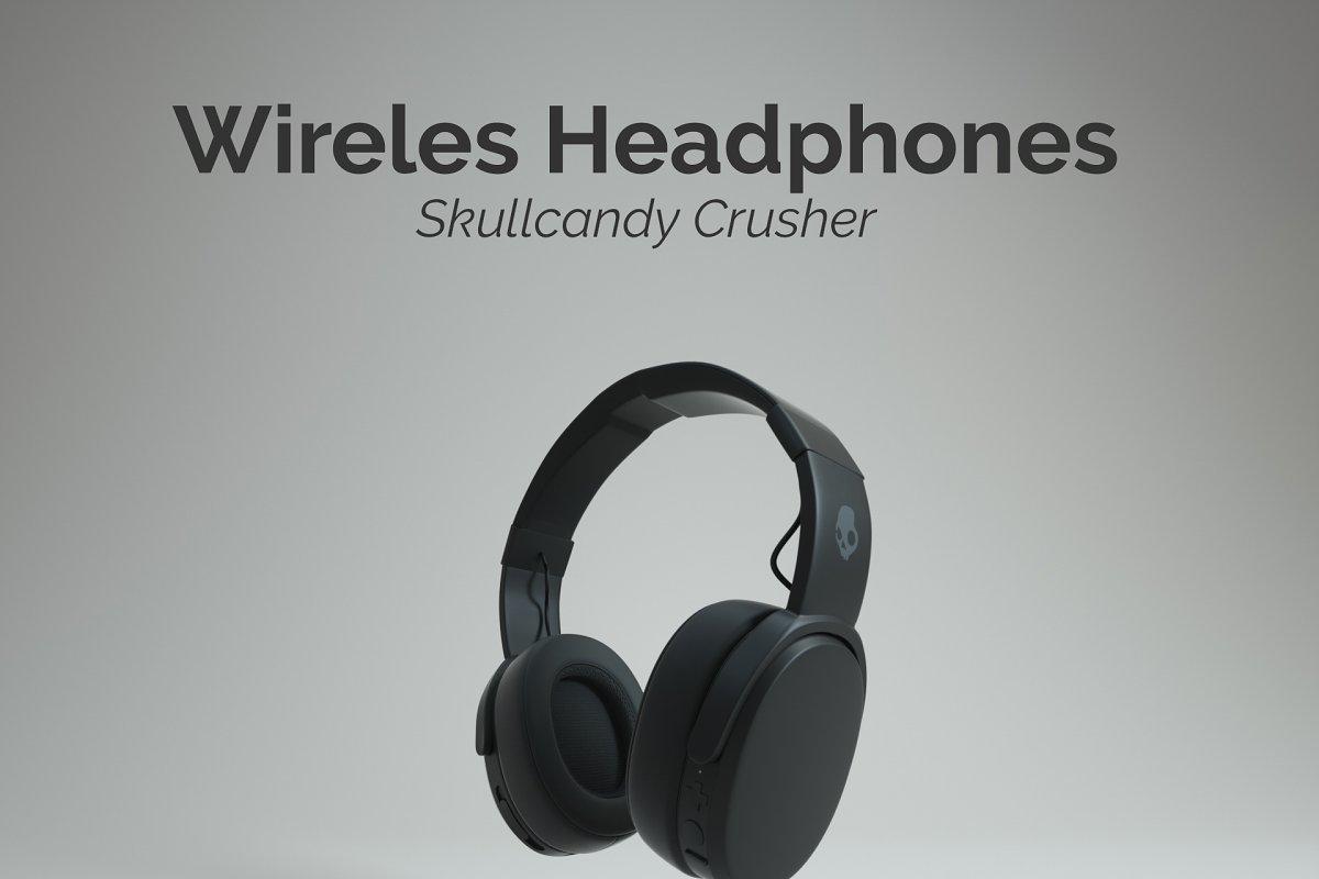 SkullcandyCrusher Wireless Headphone