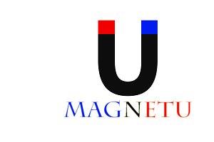 Magnetu Logo Template