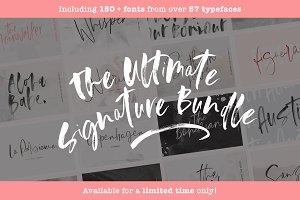 The Ultimate Signature Bundle