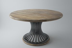 Hooker Cinch Round Dining Table