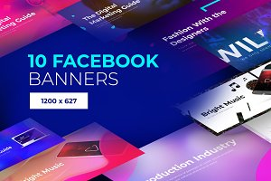 Facebook Post Banners v2