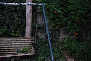 Abandoned Swing