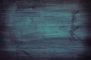 Dark blue wooden texture.