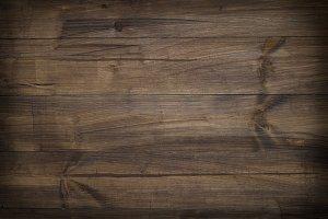 Brown natural wooden texture.