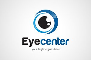 Eye Center - Eye Consulting Logo