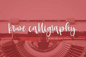 Kruse Calligraphy