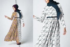 Women's Dress Mockup 32