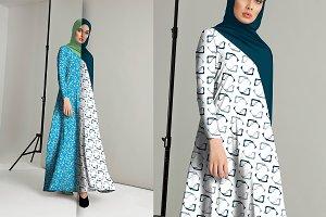 Women's Dress Mockup 33