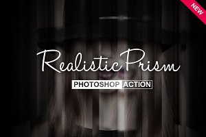 Realistic Prism Photoshop Action